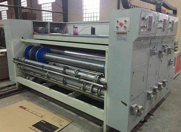 دستگاه چاپ اتومات